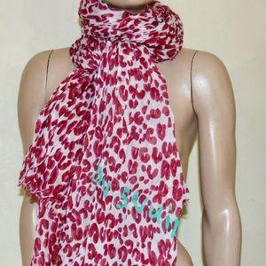 Louis Vuitton Stephen Sprouse leopard stole scarf